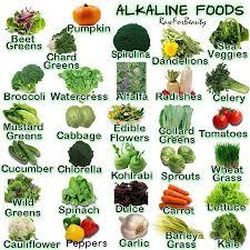 The alkaline diet is good