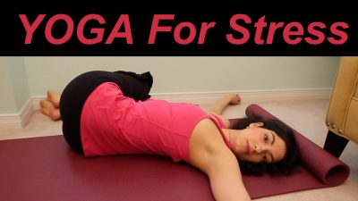 benefits of yoga  easy yoga poses for stress relief